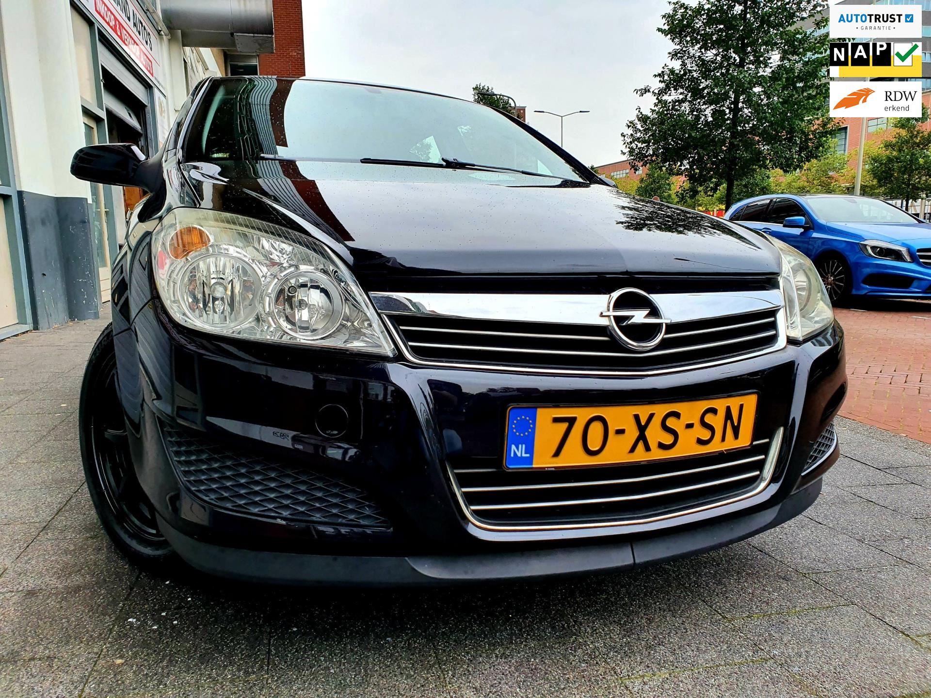 Opel Astra occasion - Haagland Auto's