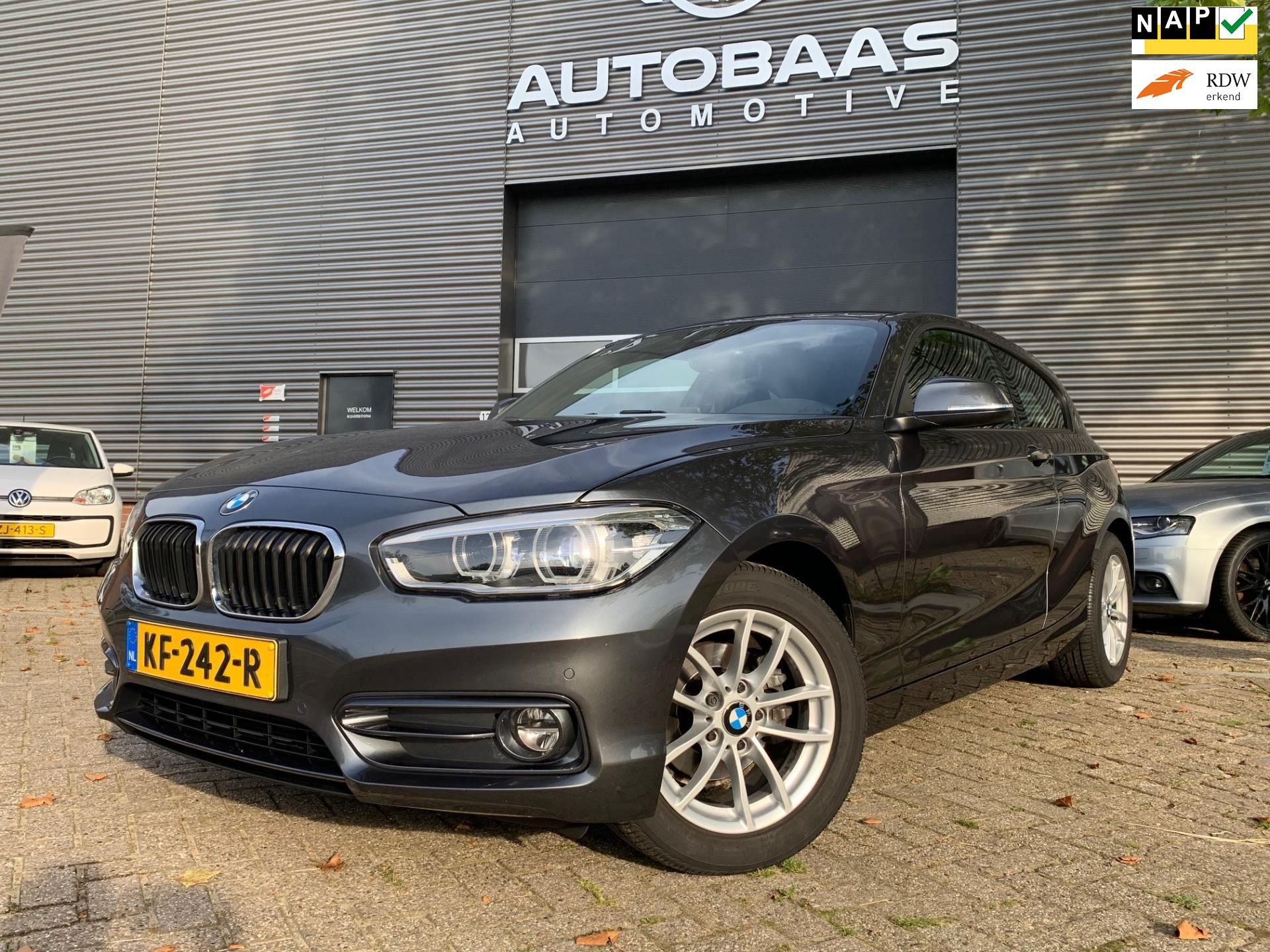 BMW 1-serie occasion - Autobaas Automotive