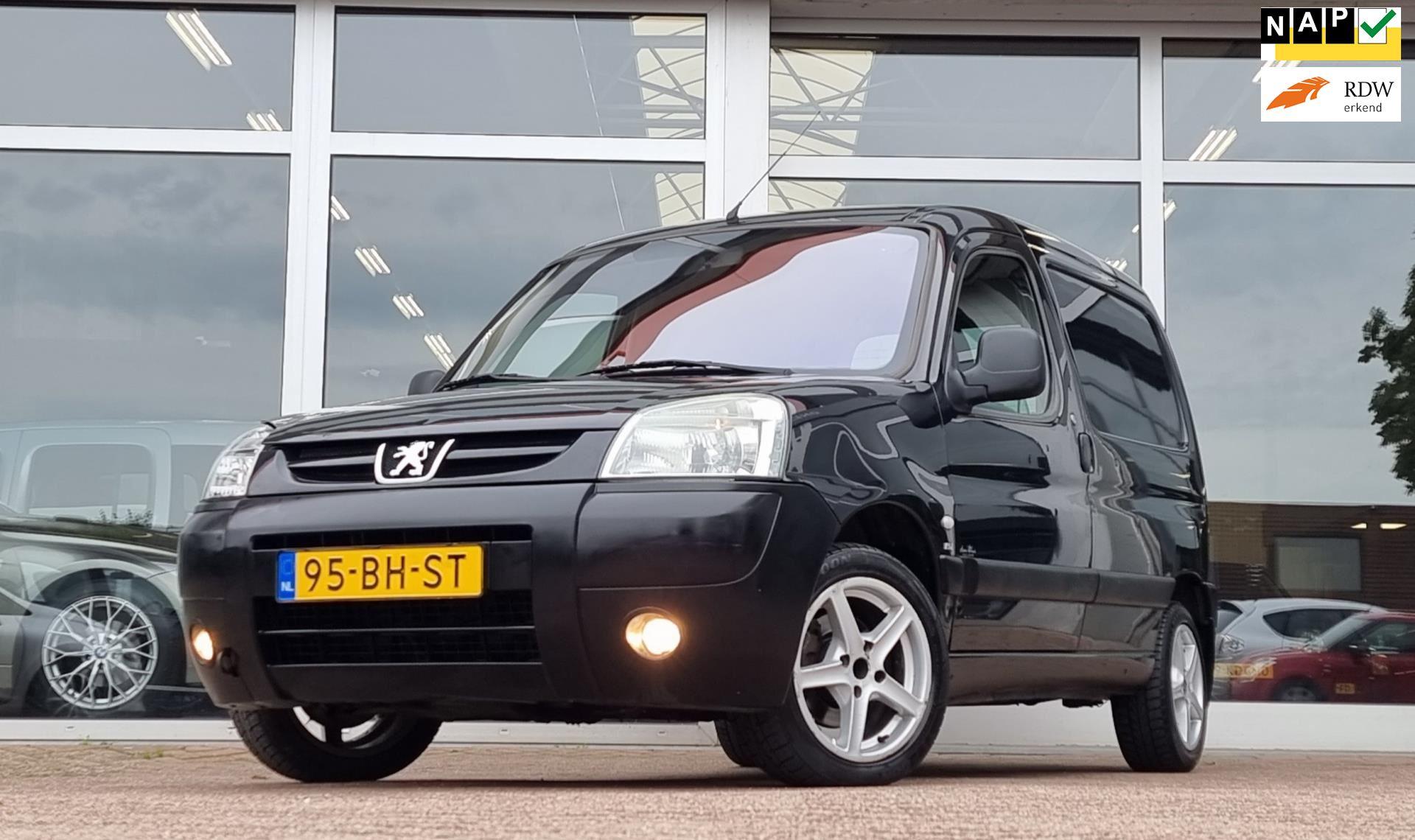 Peugeot Partner occasion - van den Boog Automotive