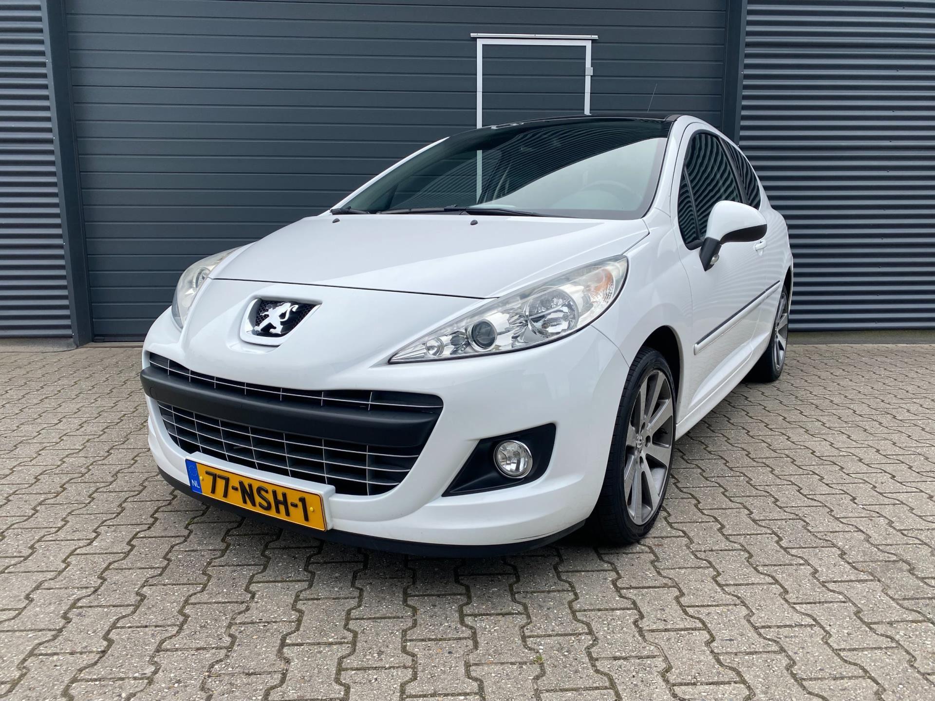 Peugeot 207 occasion - Auto Van Erp
