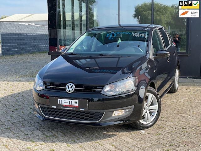 Volkswagen Polo 1.2 TSI Highline Match*Stoelverwarming*Luxe*