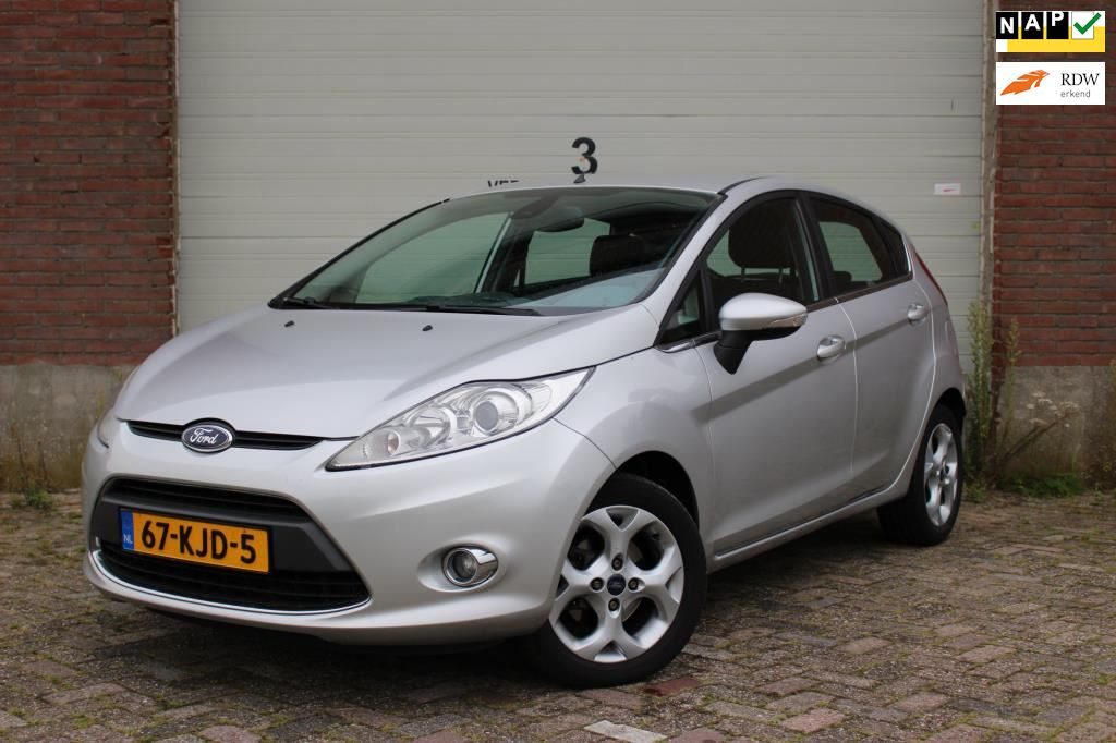 Ford Fiesta occasion - Autocasion