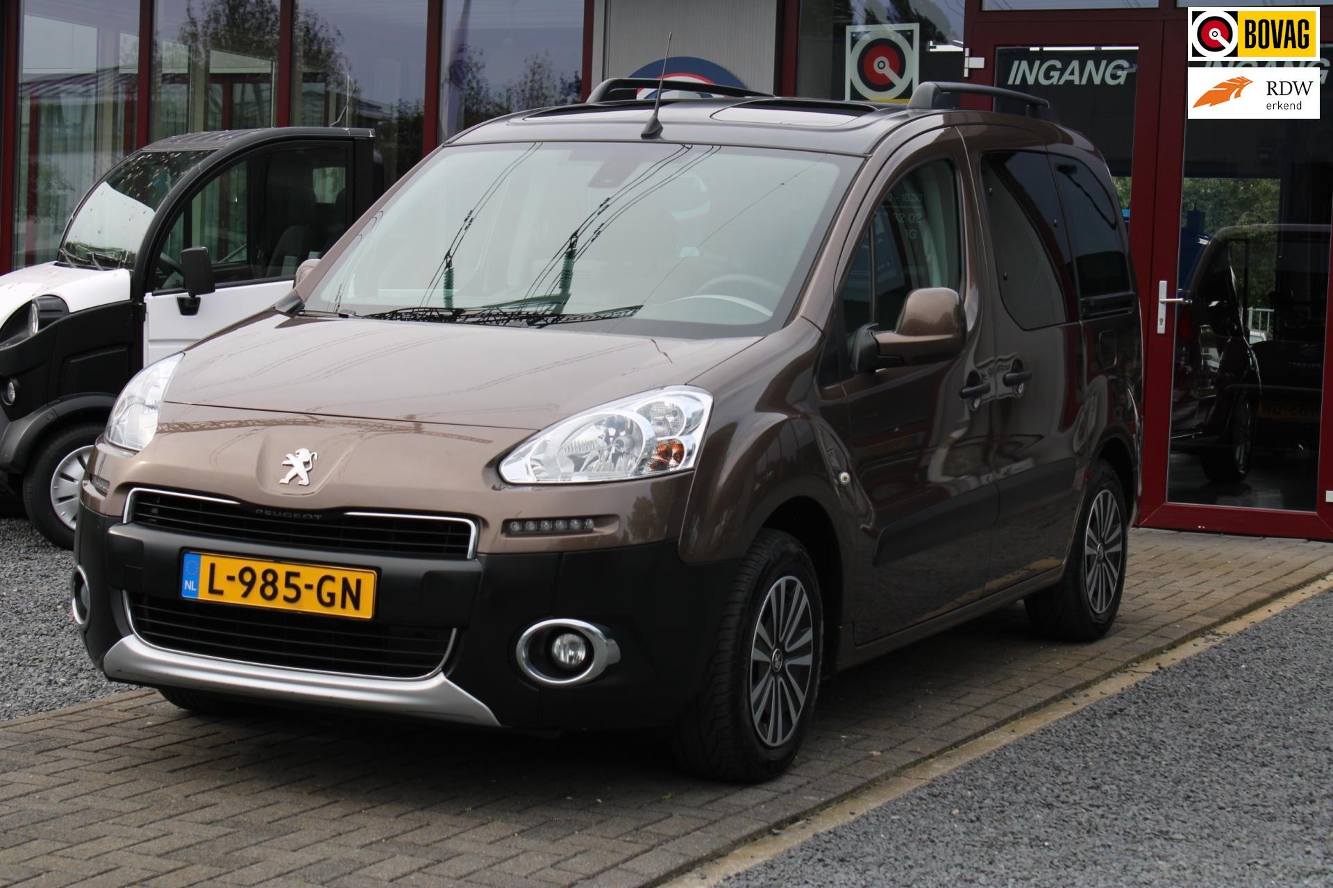 Peugeot Partner Tepee occasion - Autobedrijf Ton Wilbrink