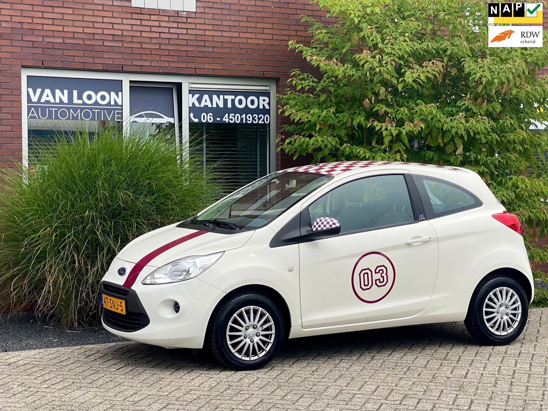 Ford Ka occasion - Van Loon Automotive