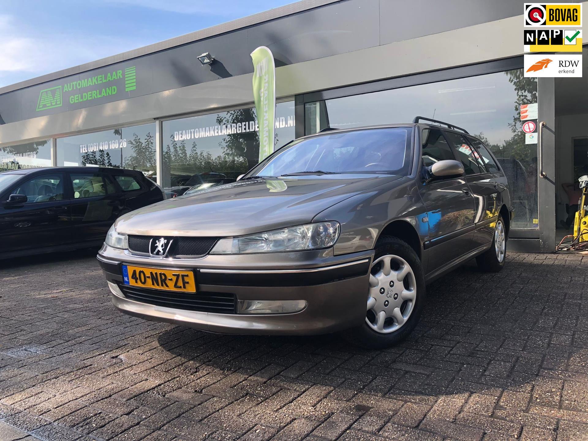 Peugeot 406 Break occasion - De Automakelaar Gelderland