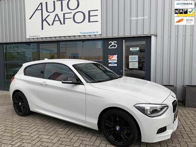 BMW 1-serie occasion - AutoKafoe v.o.f.