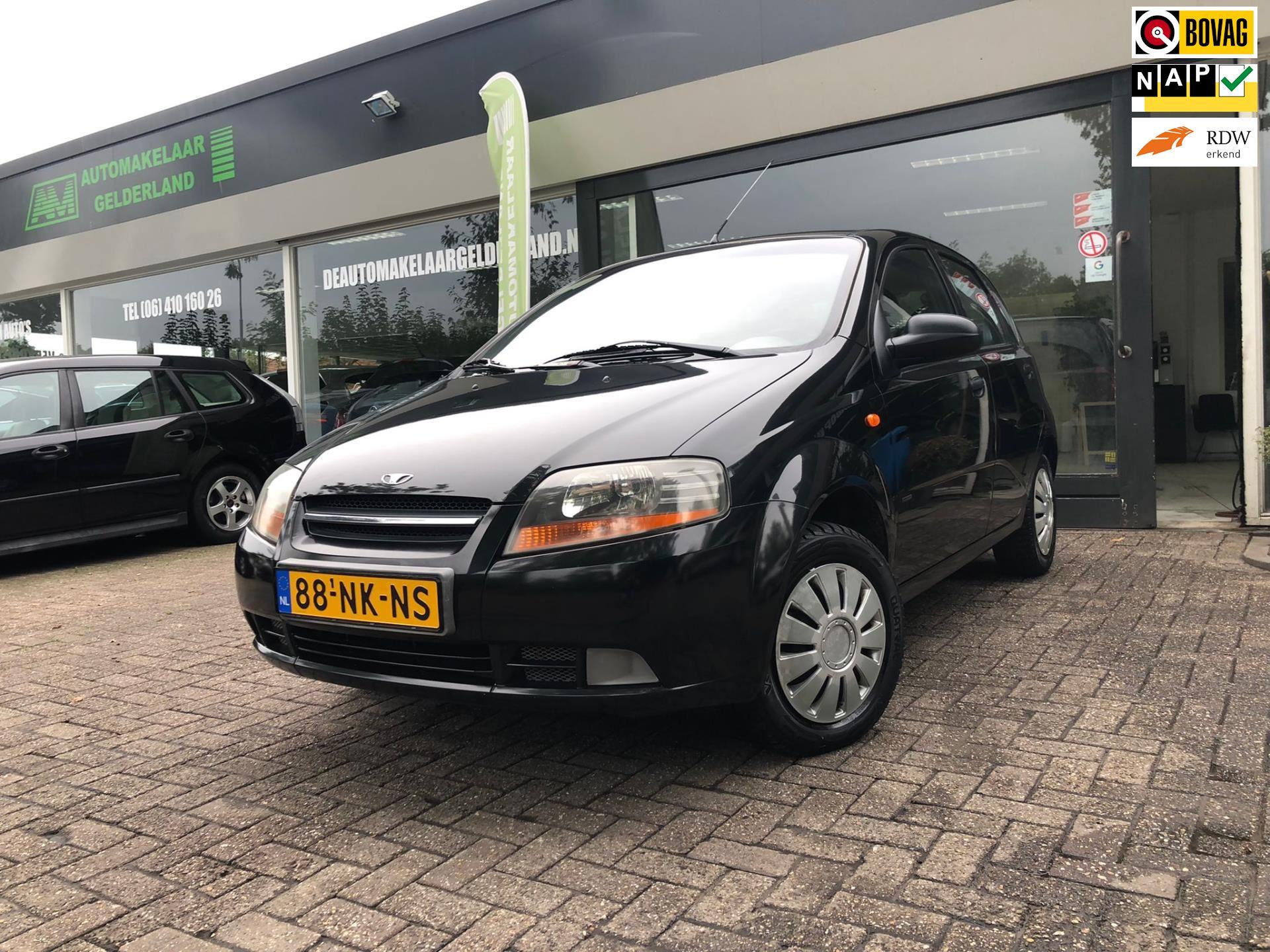Daewoo Kalos occasion - De Automakelaar Gelderland