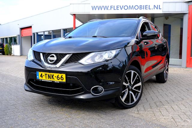 Nissan Qashqai occasion - FLEVO Mobiel