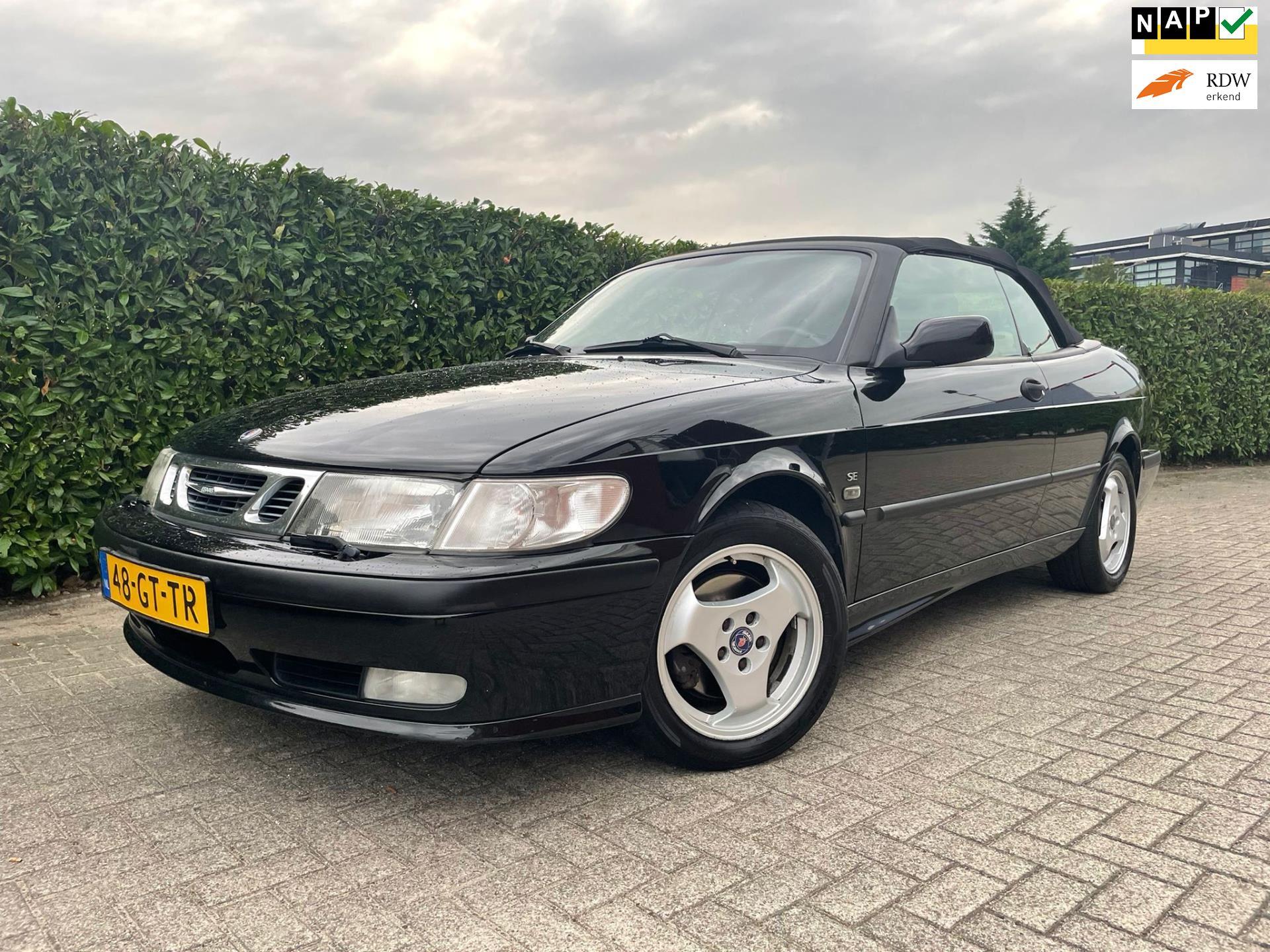 Saab 9-3 Cabrio occasion - YoungTimersHolland