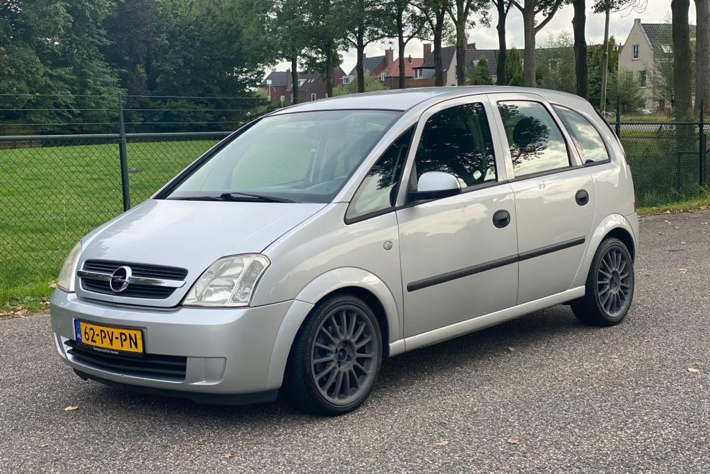 Opel Meriva occasion - Stuivenberg Auto's