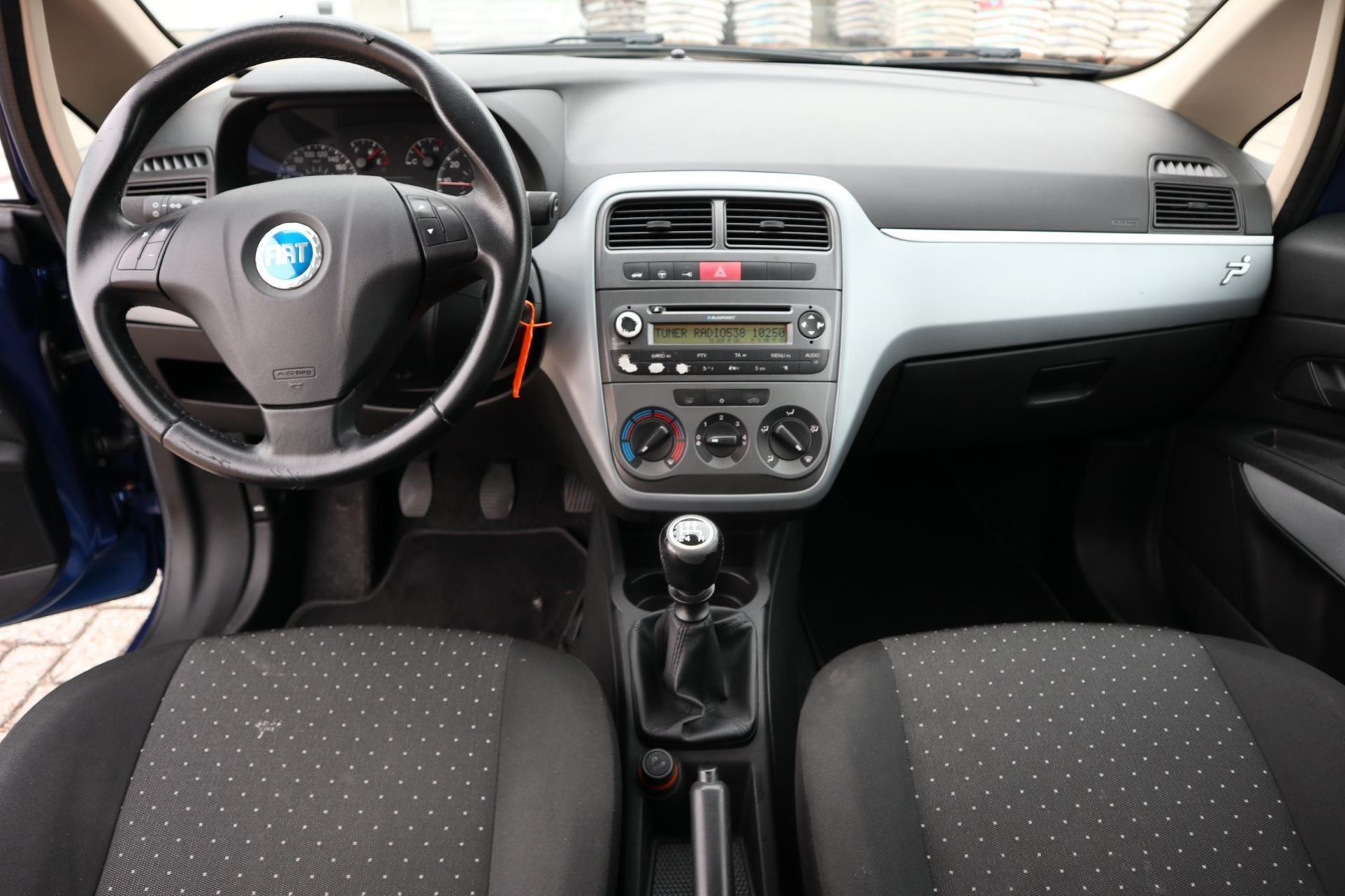 Fiat Grande Punto occasion - FB2 Cars