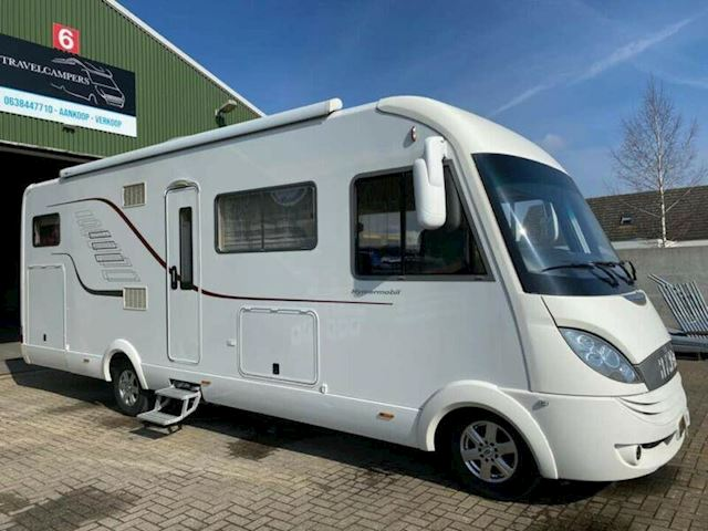 Hymer Liner occasion - Travelcampers