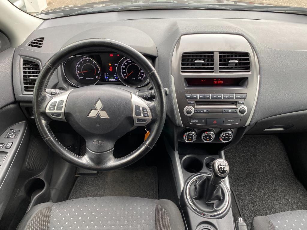 Mitsubishi ASX occasion - ME Automotive