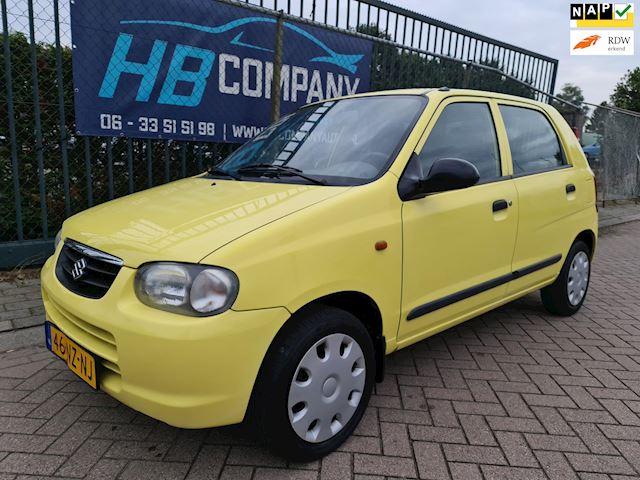 Suzuki Alto 1.1 GLX | Automaat | Nieuwe APK | NAP