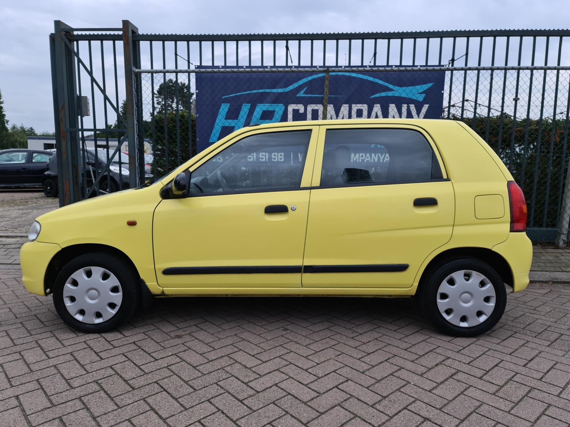 Suzuki Alto occasion - HB Company Auto's