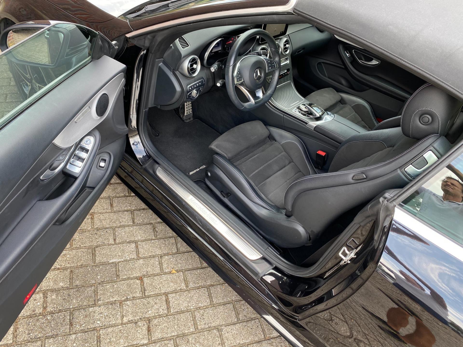 Mercedes-Benz C-klasse Cabrio occasion - AutoHuisLimburg