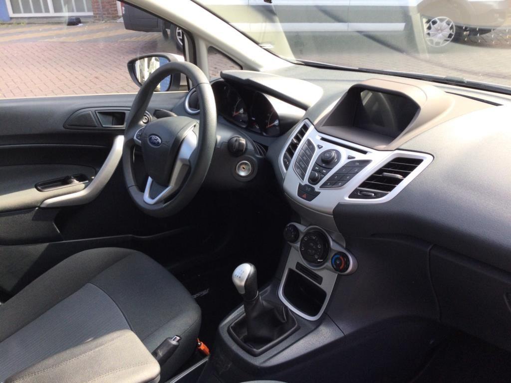 Ford Fiesta occasion - Deniz Auto's