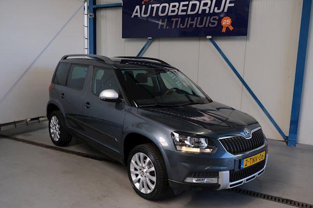 Skoda Yeti Outdoor occasion - Autobedrijf H. Tijhuis B.V.