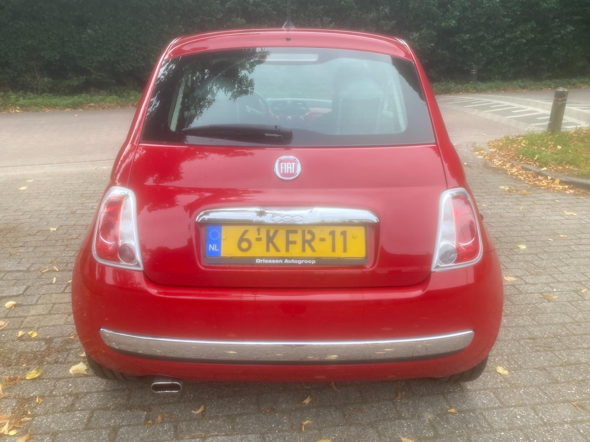 Fiat 500 occasion - Autobedrijf Tiesje Verhoeven