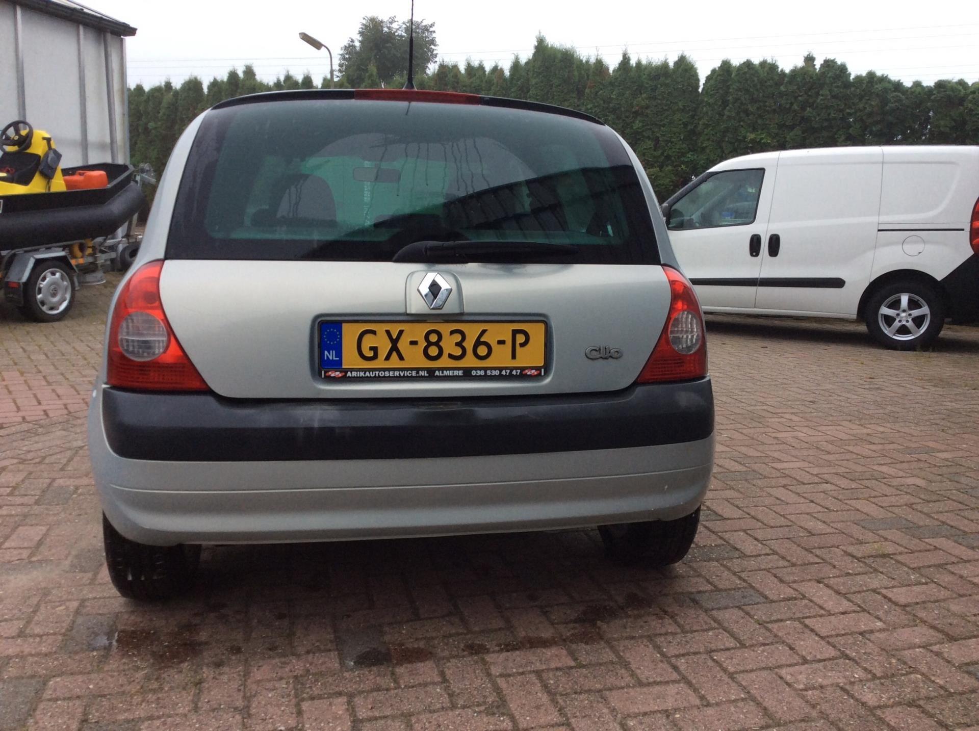 Renault Clio occasion - Auto van Beek