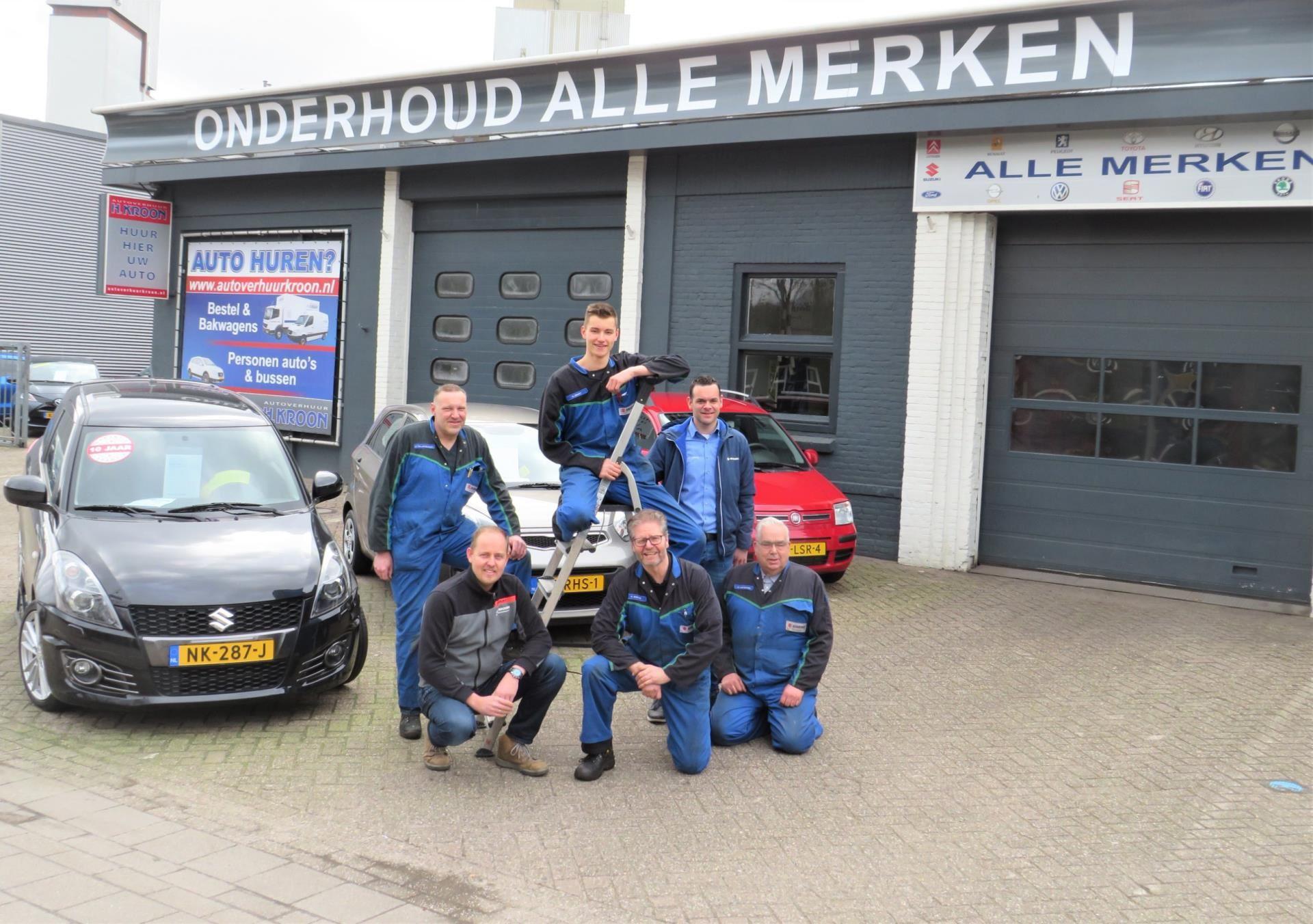 Suzuki SX4 S-Cross occasion - Autobedrijf H. Kroon Barneveld B.V.