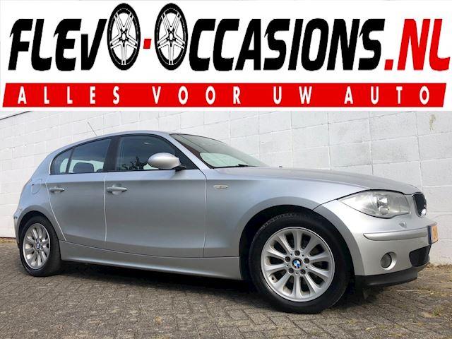 BMW 1-serie 118i High Executive NAP APK Airco Xenon Trekhaak Cruise Control