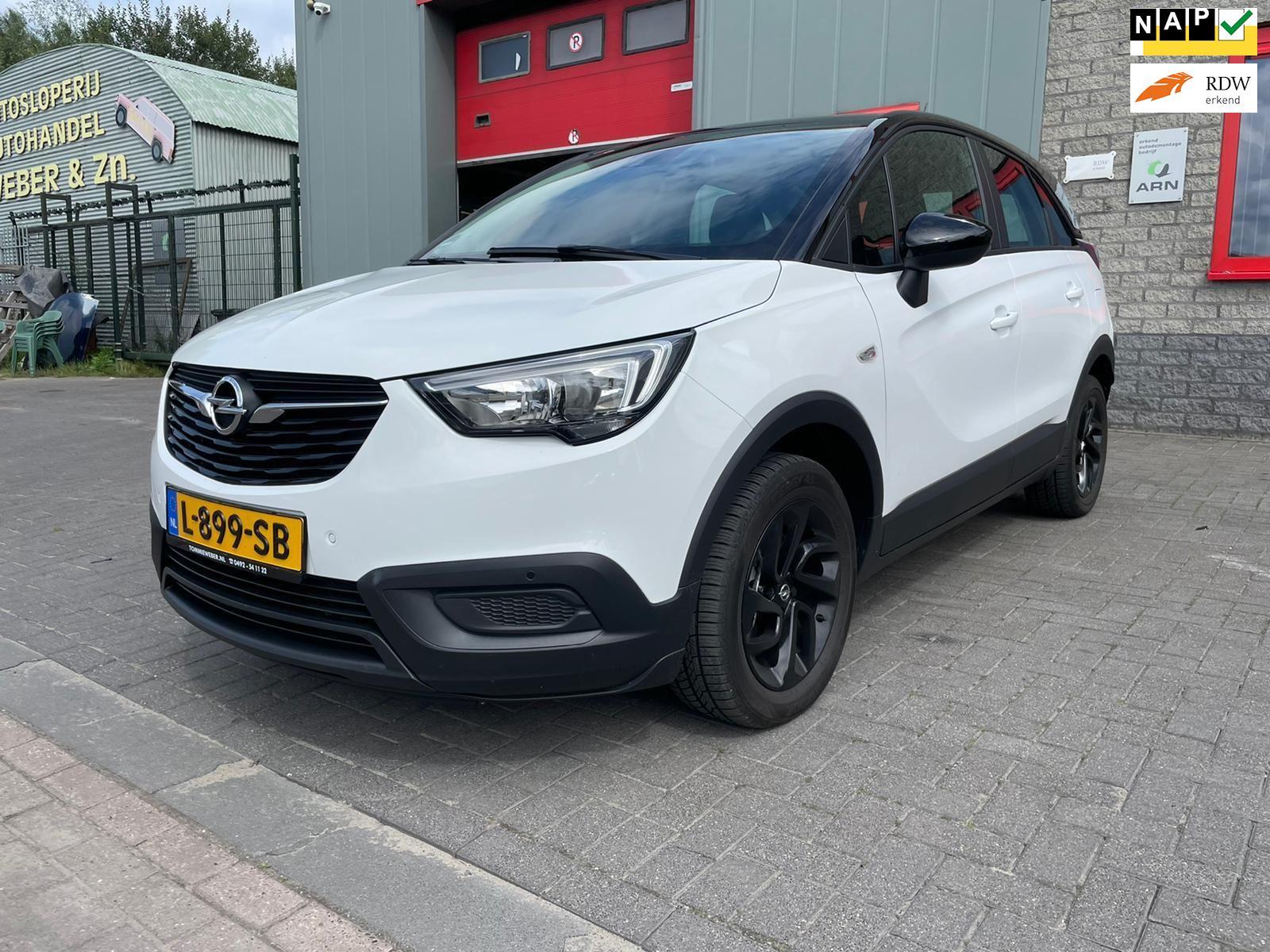 Opel Crossland X occasion - Autobedrijf Tommie Weber & zn.