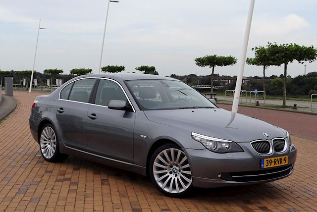 BMW 5-serie occasion - MCS Auto's