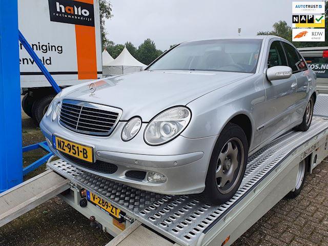 Mercedes-Benz E-klasse 220 CDI (contact slot defect) EXPORT/sloop