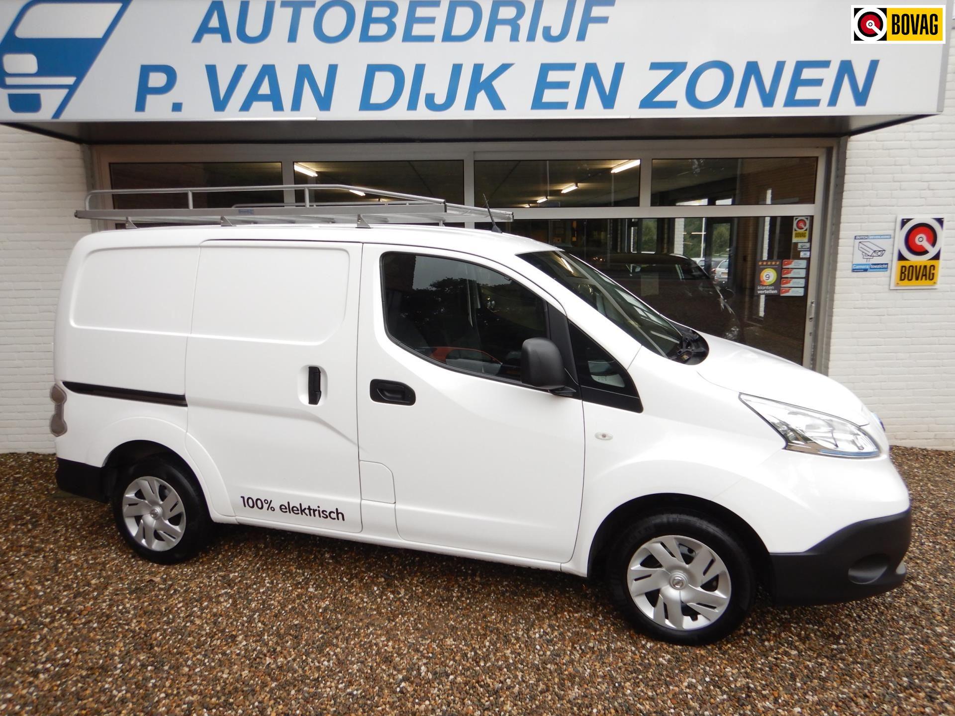 Nissan E-NV200 occasion - Autobedrijf P. van Dijk en Zonen