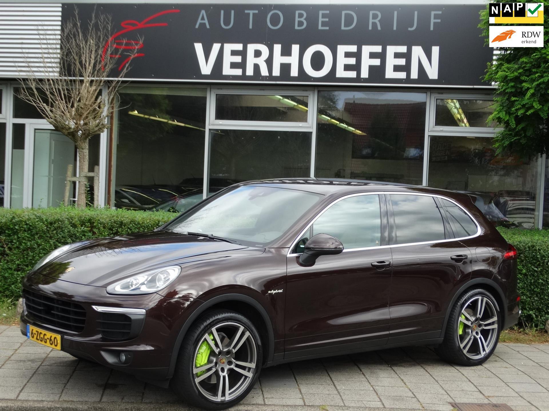 Porsche Cayenne occasion - Autobedrijf Verhoefen
