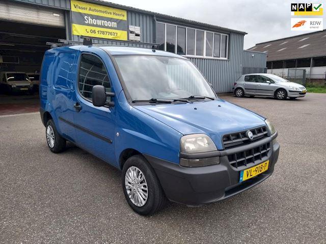 Fiat Doblò Cargo occasion - Visser Automotive Heerle