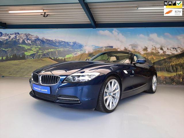 BMW Z4 Roadster SDrive30i Executive M-Chassis Navi Cruise C Bluetooth Aut Airco Elek Sportstoel Hifi Etc (12 Z4's op Voorraad)!