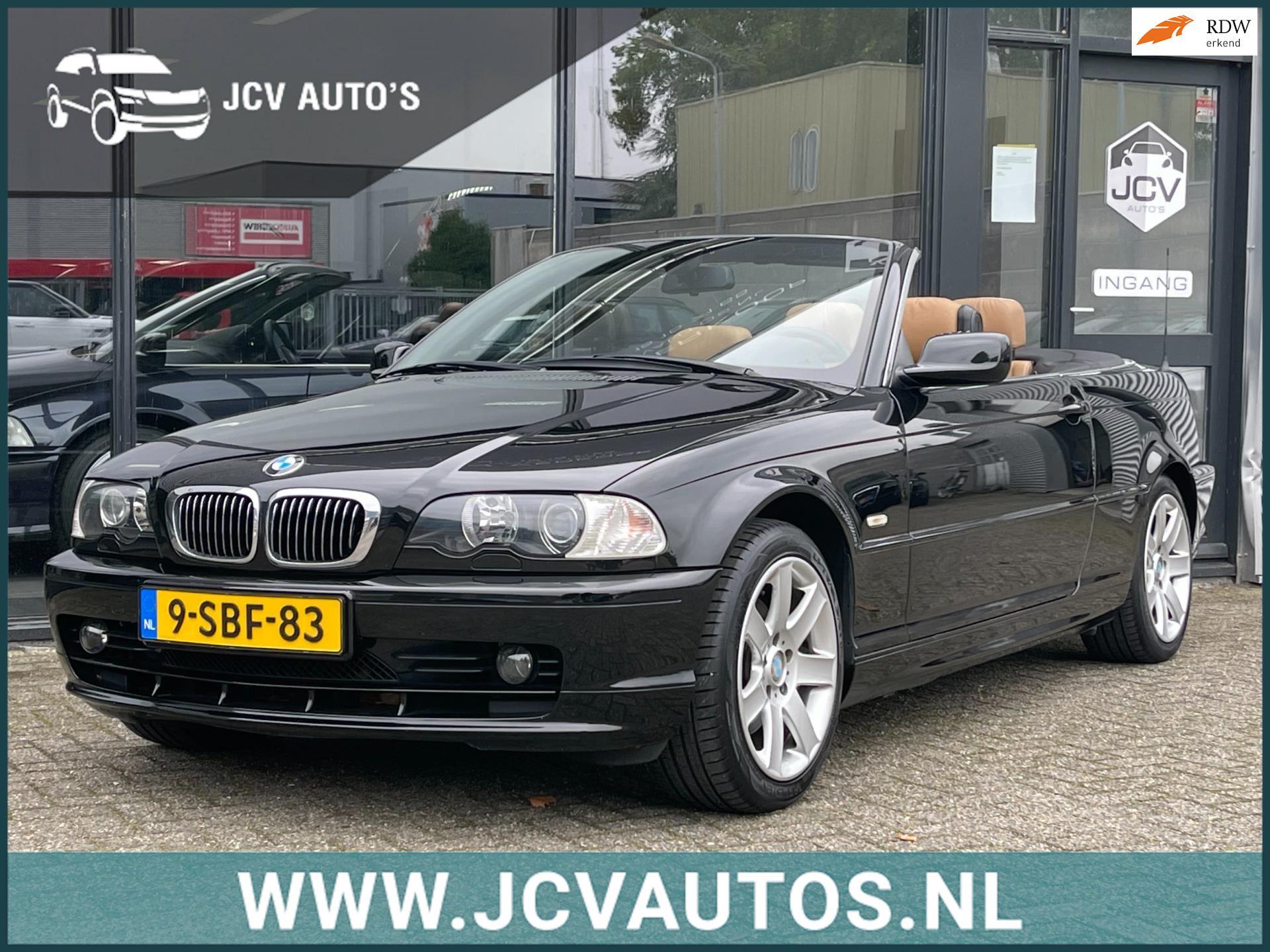 BMW 3-serie Cabrio occasion - JCV Auto's