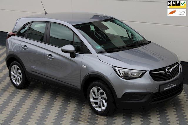 Opel Crossland X 1.2 Turbo 110PK Airco Cruise Bluetooth !!