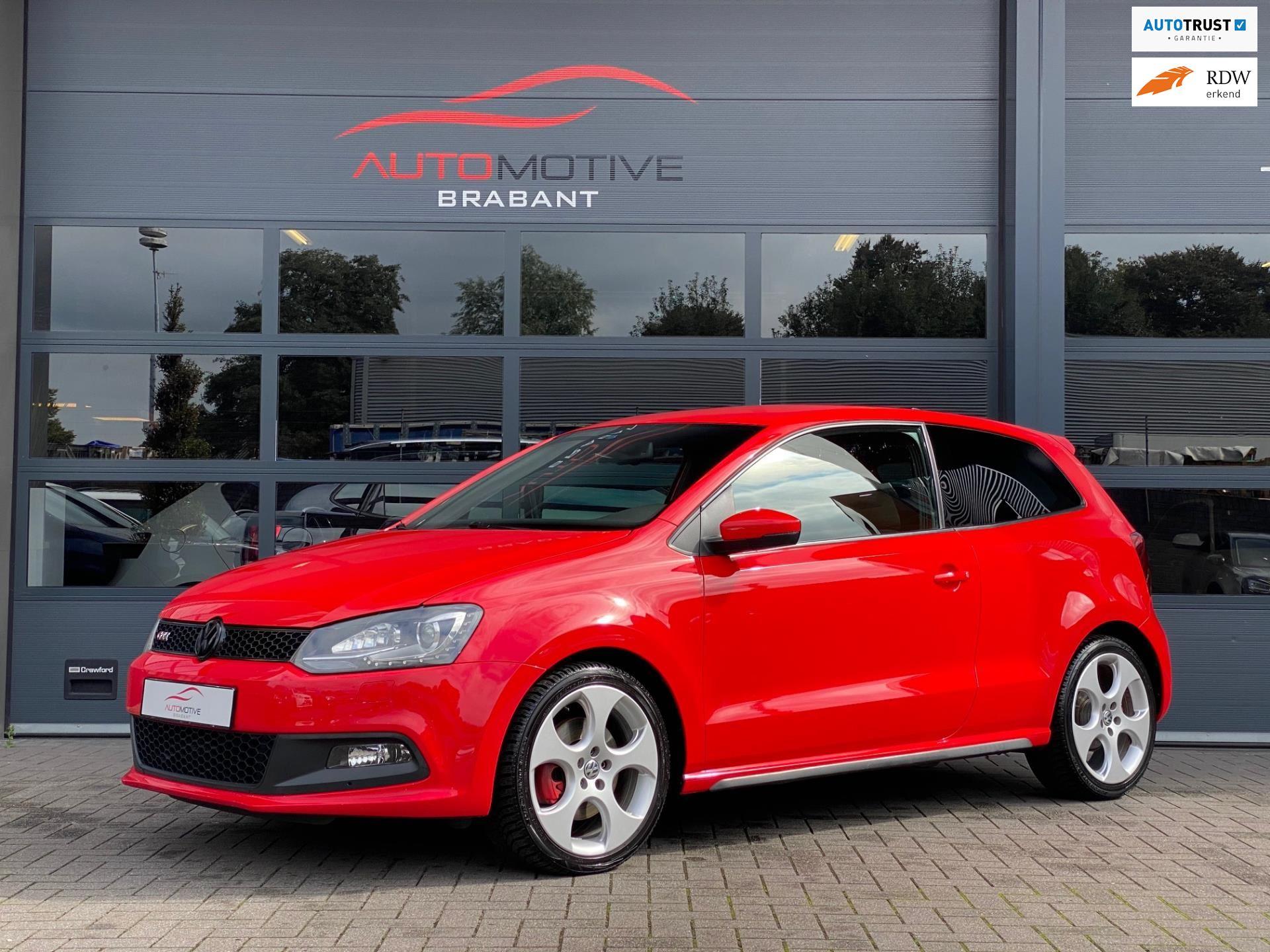 Volkswagen Polo occasion - Automotive Brabant