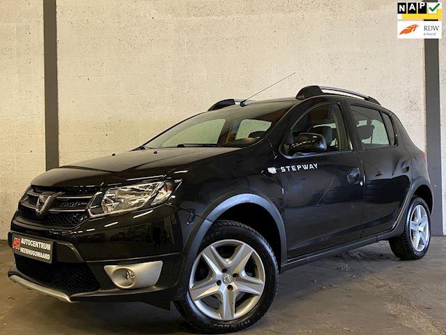 Dacia Sandero 0.9 TCe Stepway Lauréate Navi, Airco, Cruise, Dealer Onderhouden !!