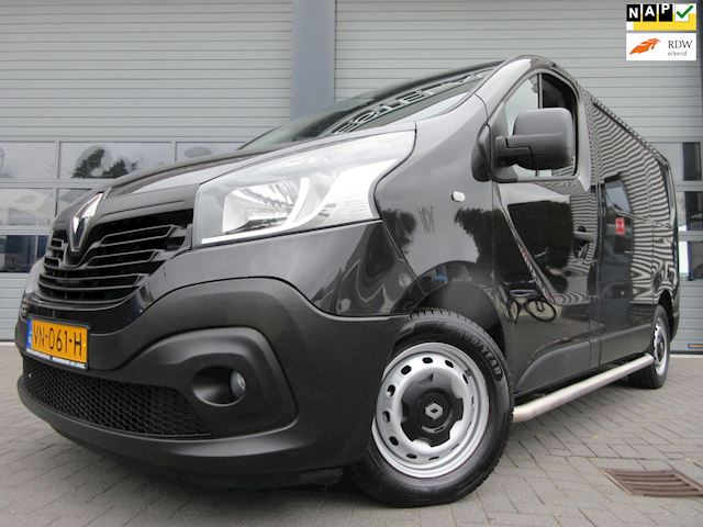 Renault Trafic 1.6dci L1 120pk met Airco, 3-Zits, PDC, Navigatie, Cruisecontrol