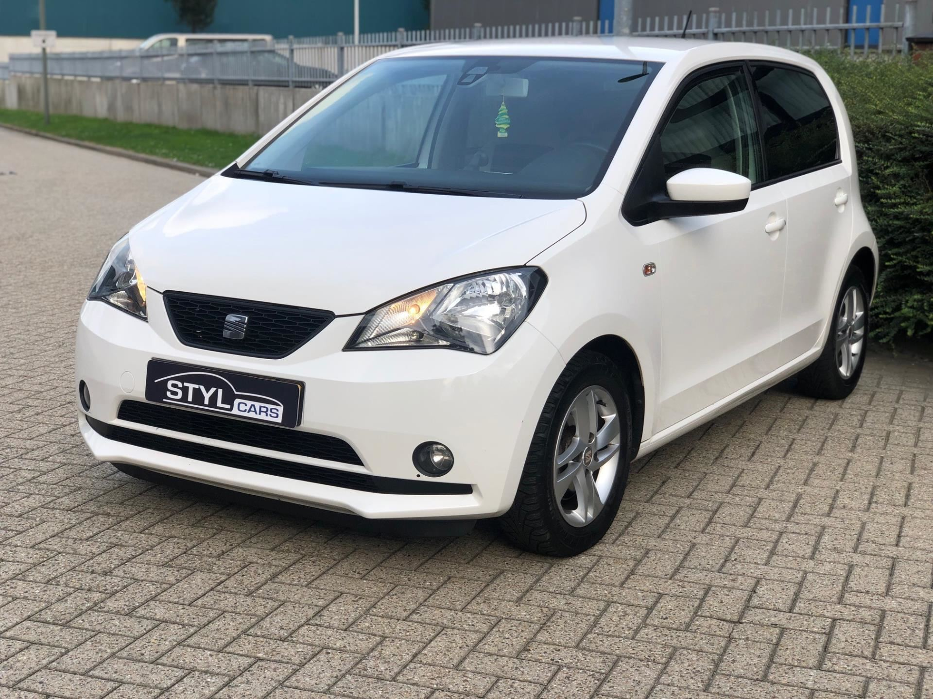 Seat Mii occasion - Styl Cars