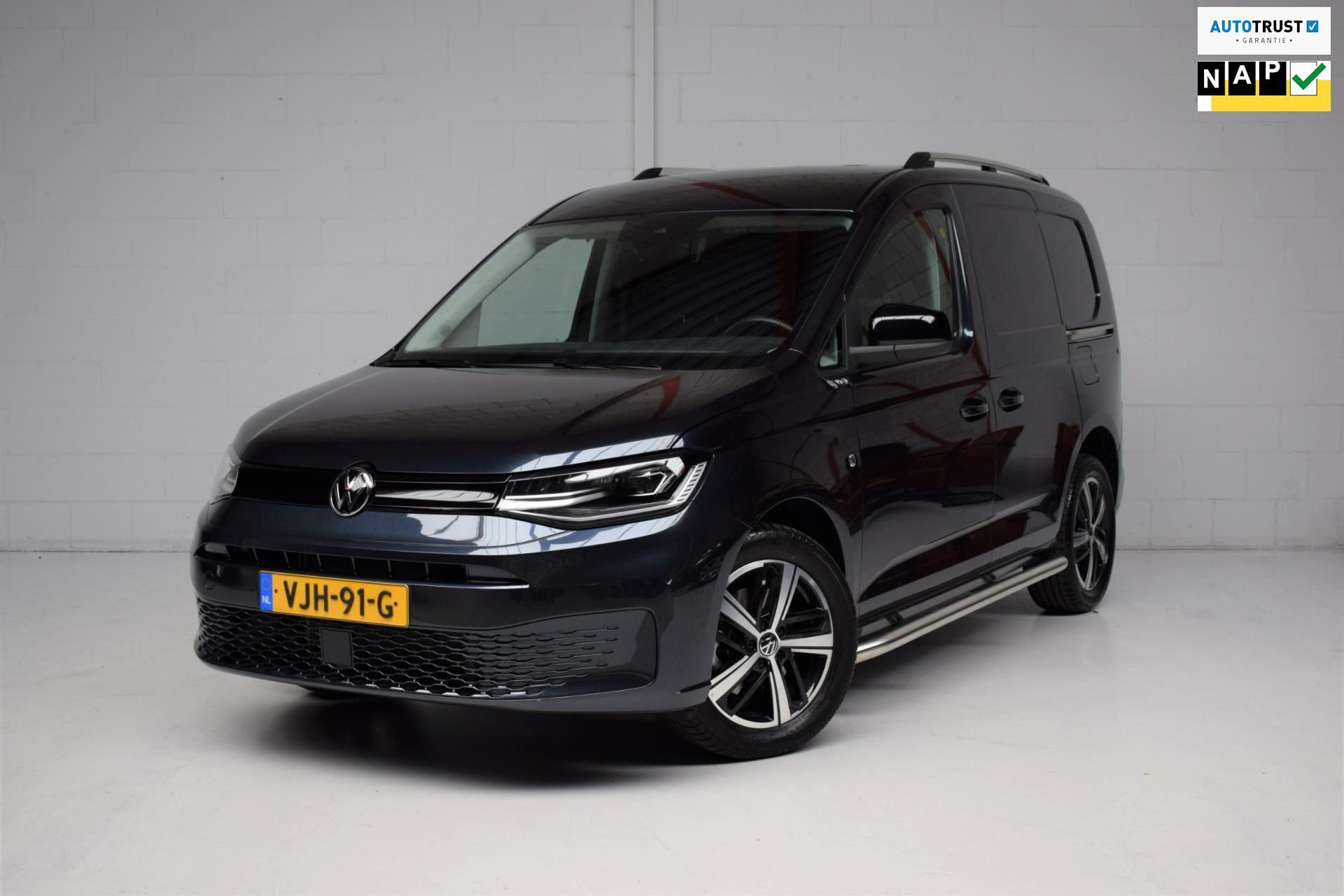 Volkswagen Caddy Cargo occasion - Autocenter Baas BV