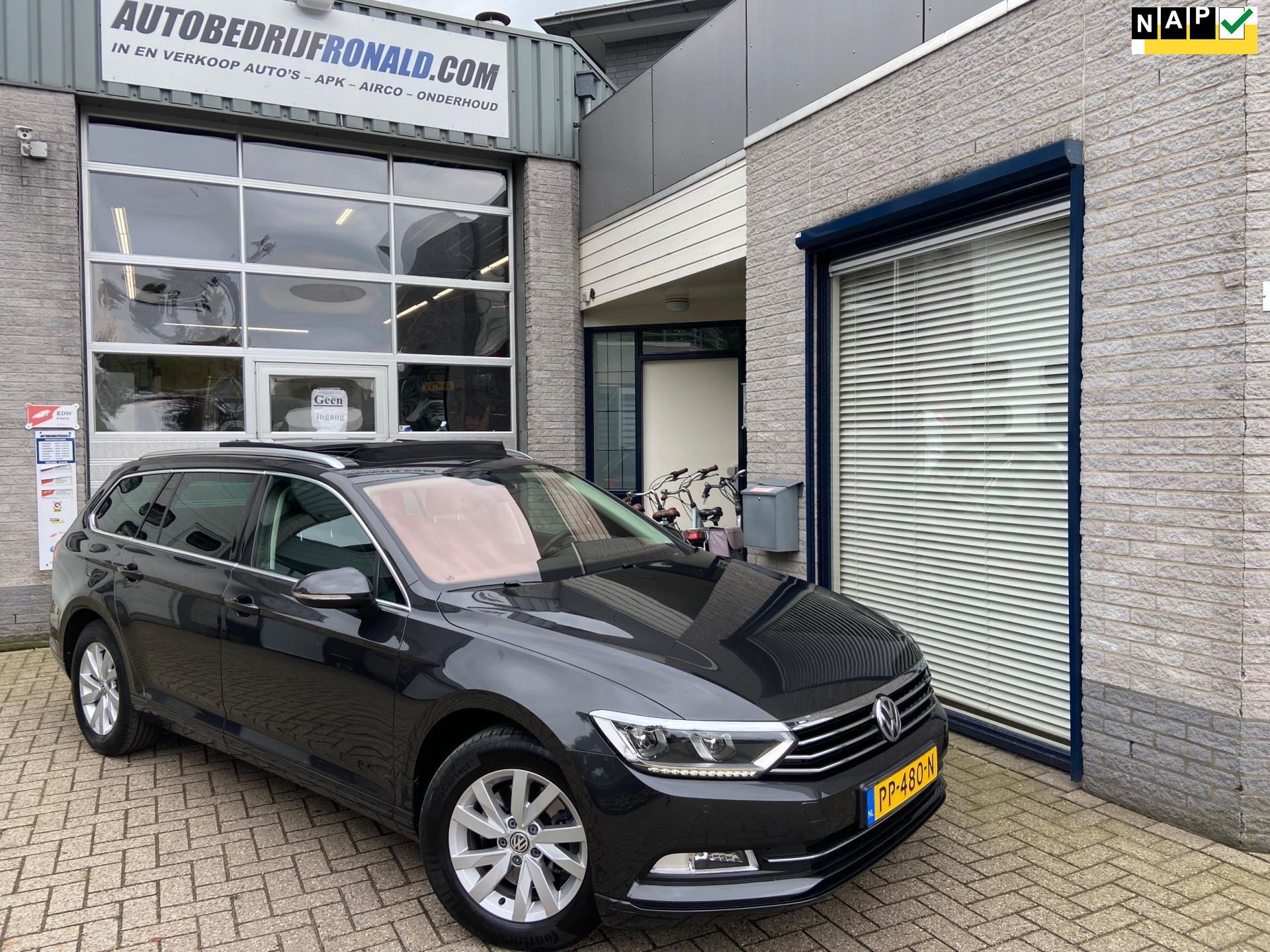Volkswagen Passat Variant occasion - Autobedrijf Ronald