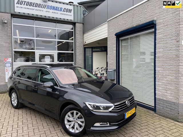 Volkswagen Passat Variant 1.4 TSI ACT Comfortline Business NL.Auto/150Pk/Panoramadak/Navigatie/Adaptive-Cruise/Clima/Trekhaak