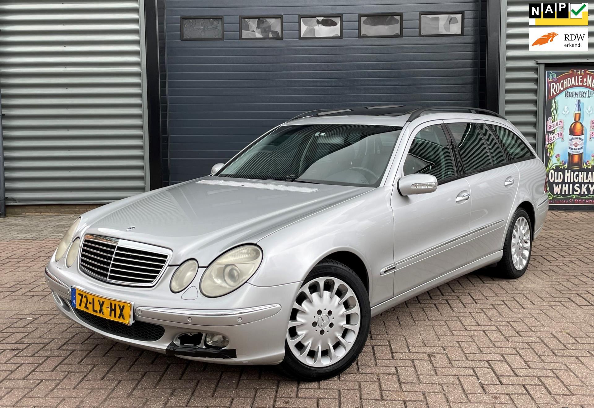 Mercedes-Benz E-klasse Combi occasion - Car Trade Nass