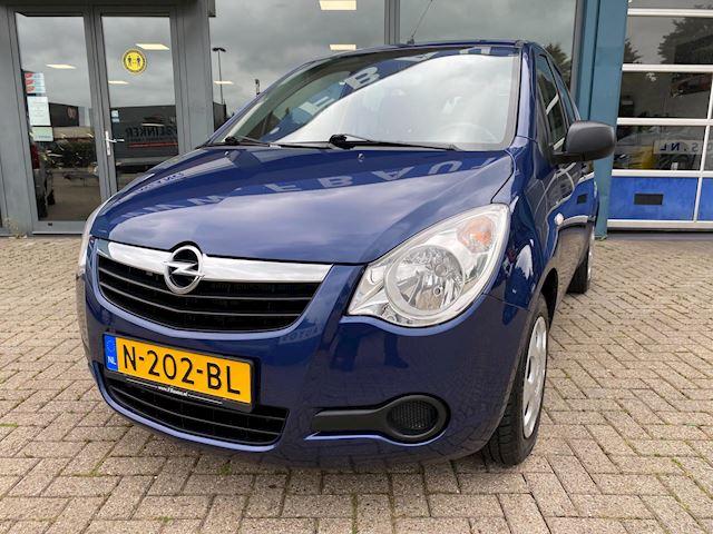 Opel Agila 1.0 STUURBEKR !!