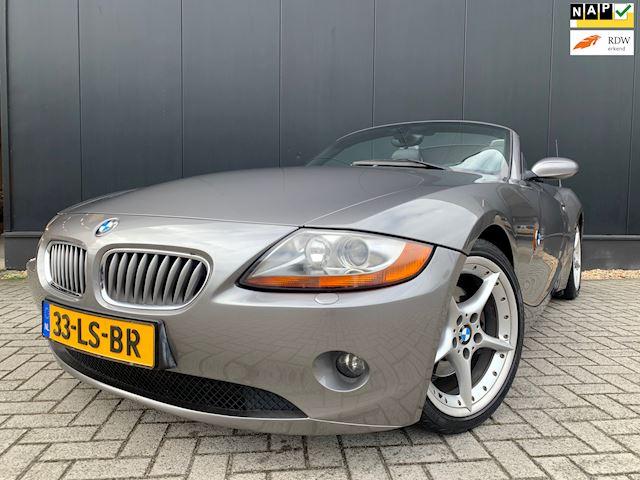 BMW Z4 Roadster 3.0i S Aut/Leer/Navi/OrgNL/Nap/18'Lmv/Youngtimer