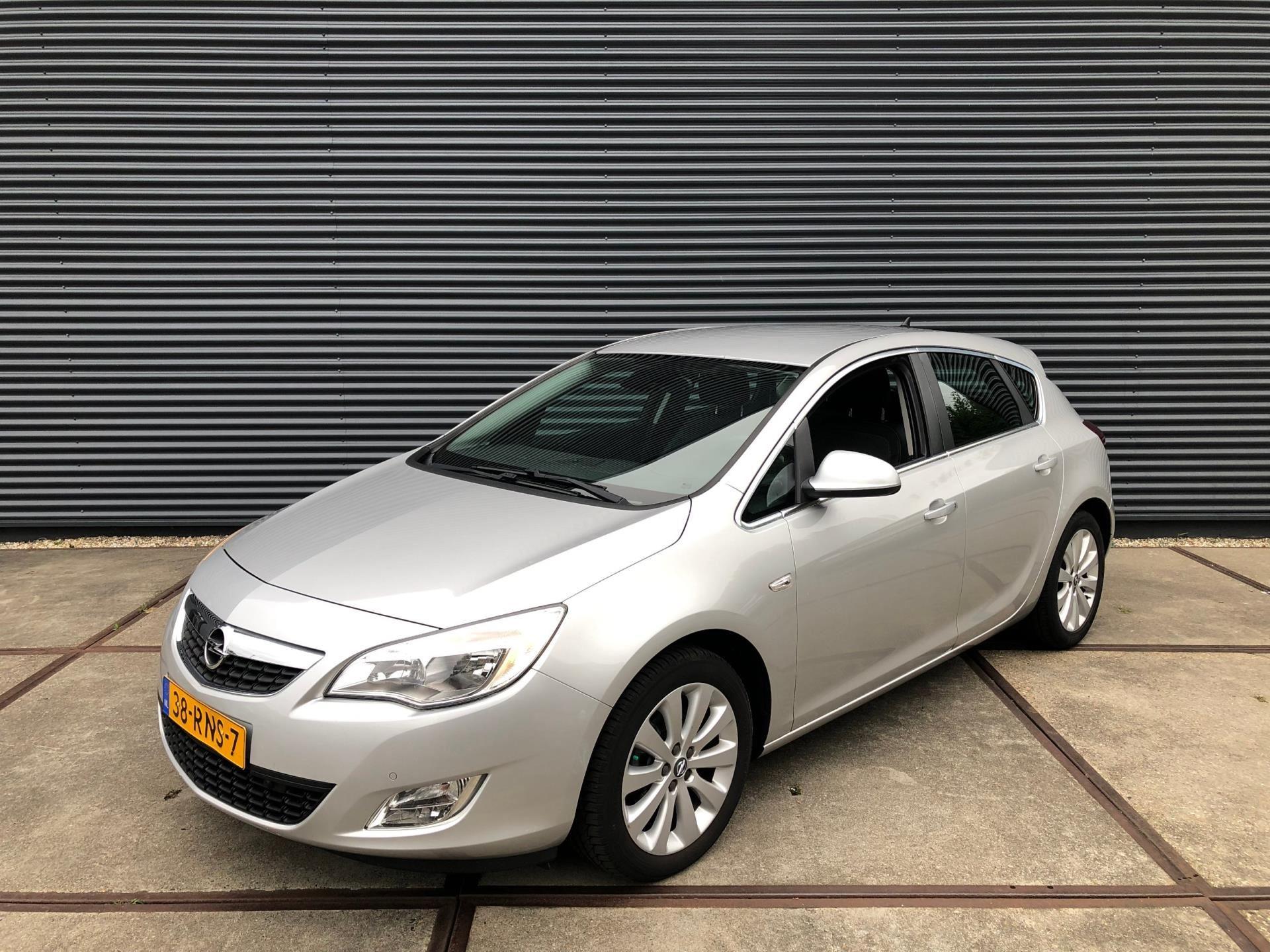 Opel Astra occasion - AB Automobielen