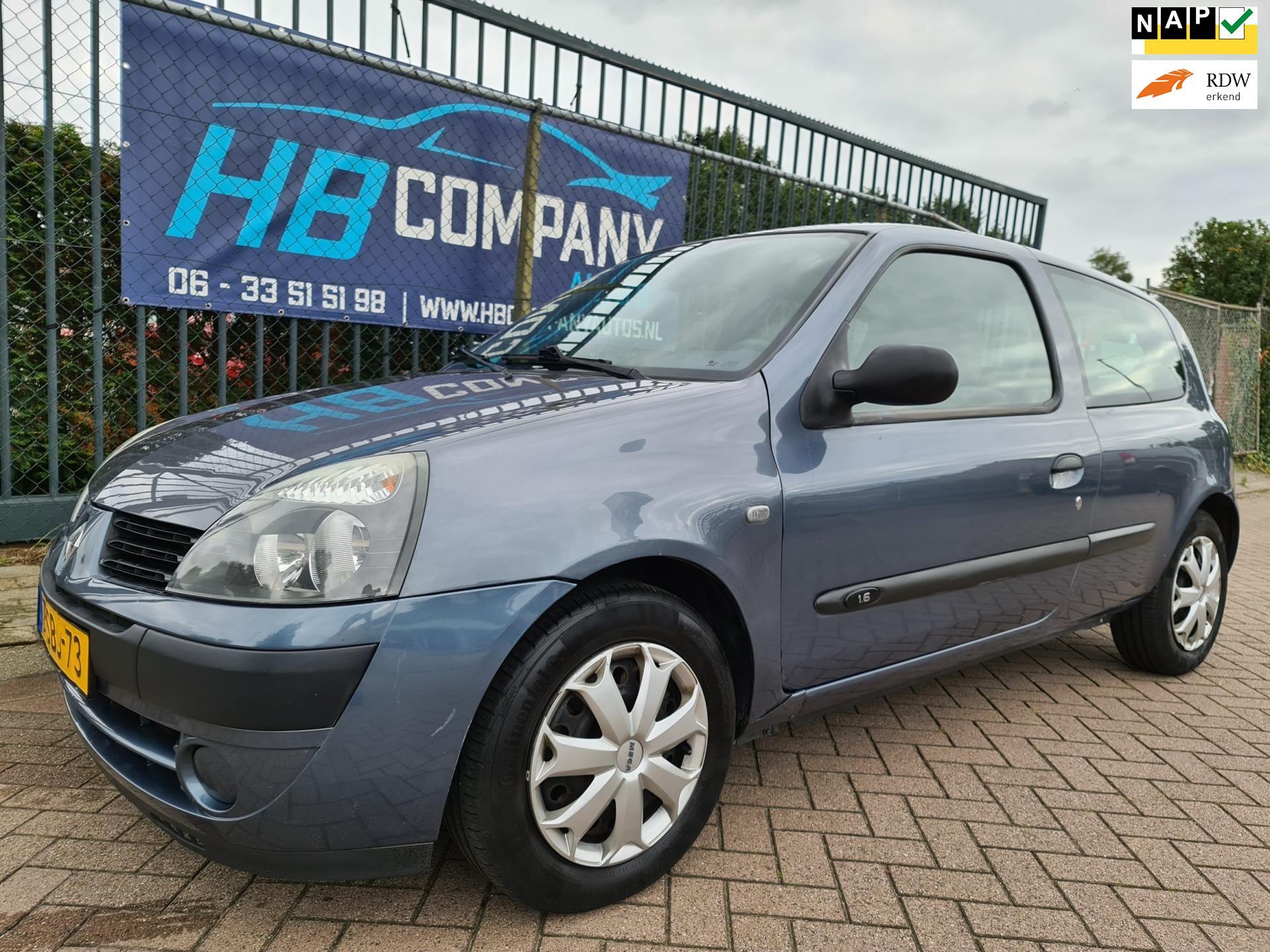 Renault Clio occasion - HB Company Auto's