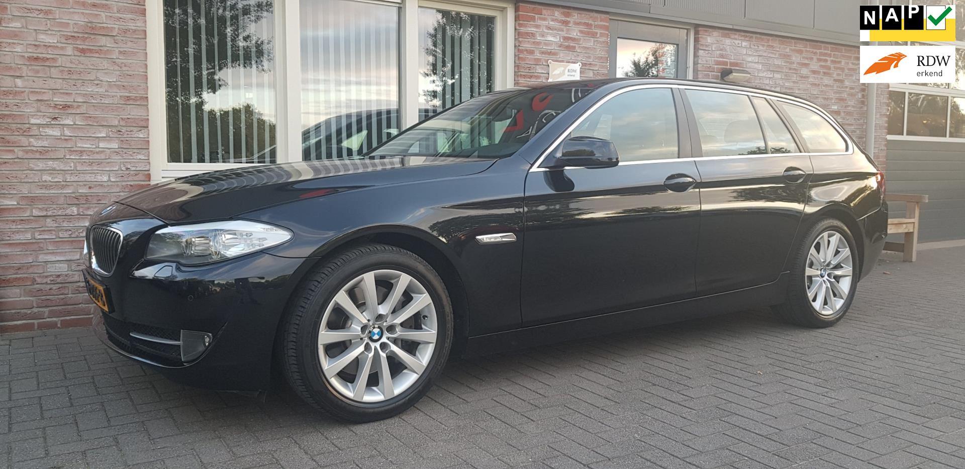 BMW 5-serie Touring occasion - Autobedrijf Achterberg