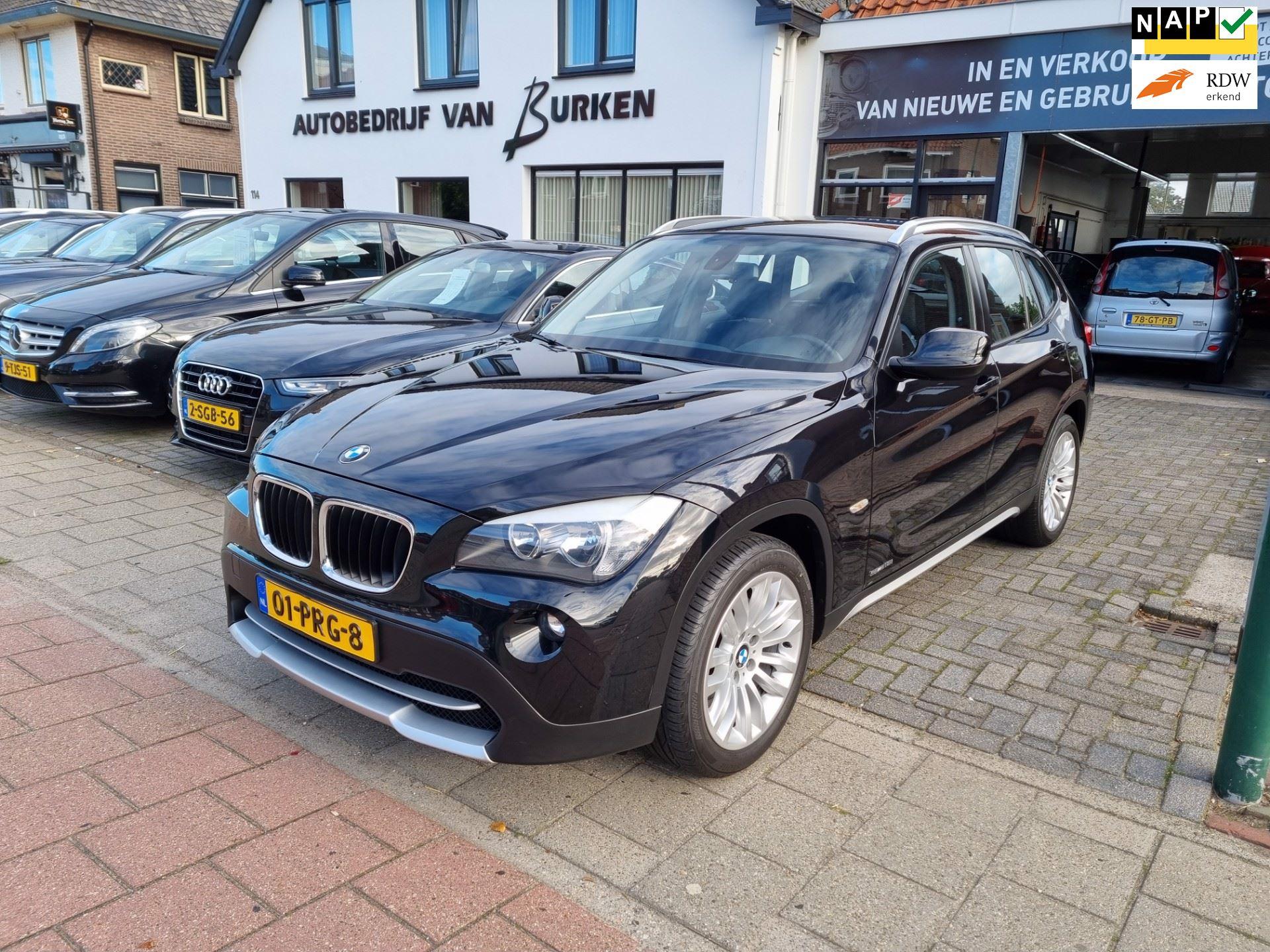 BMW X1 occasion - Autobedrijf van Burken