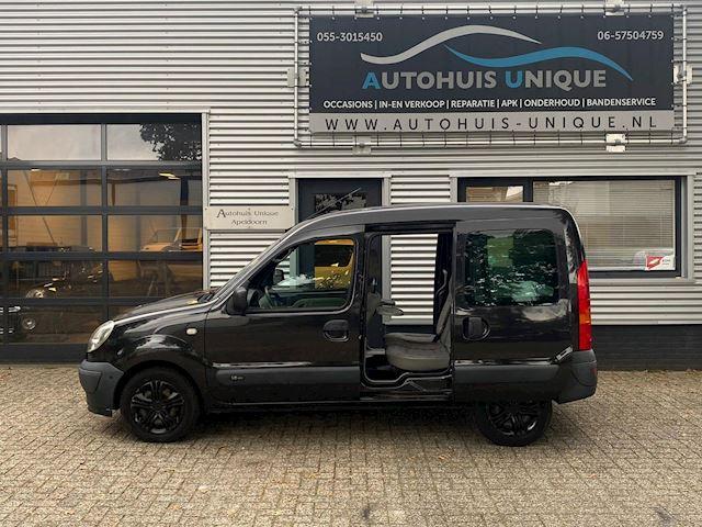 Renault Kangoo 1.2-16V, ''Zwart Unique